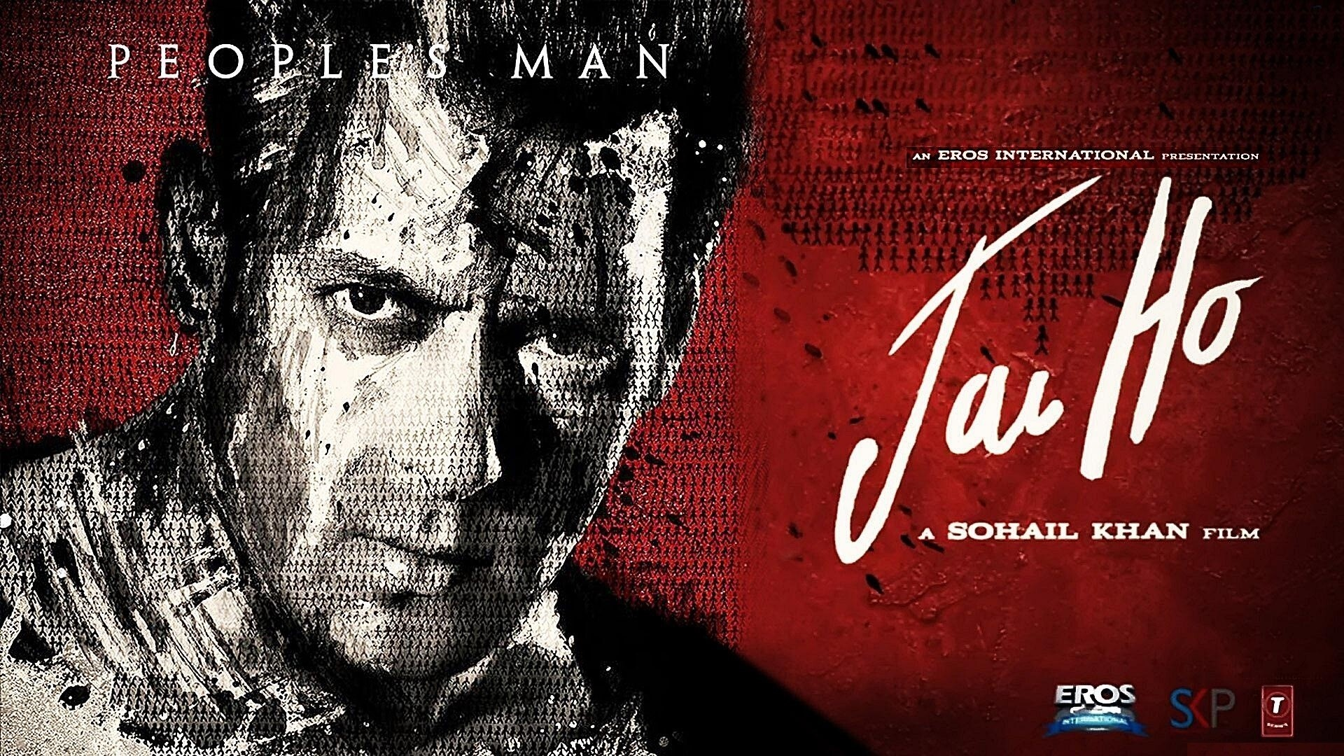 Jai Ho Upcoming 2014 Bollywood Movie Poster Hd Wallpapers