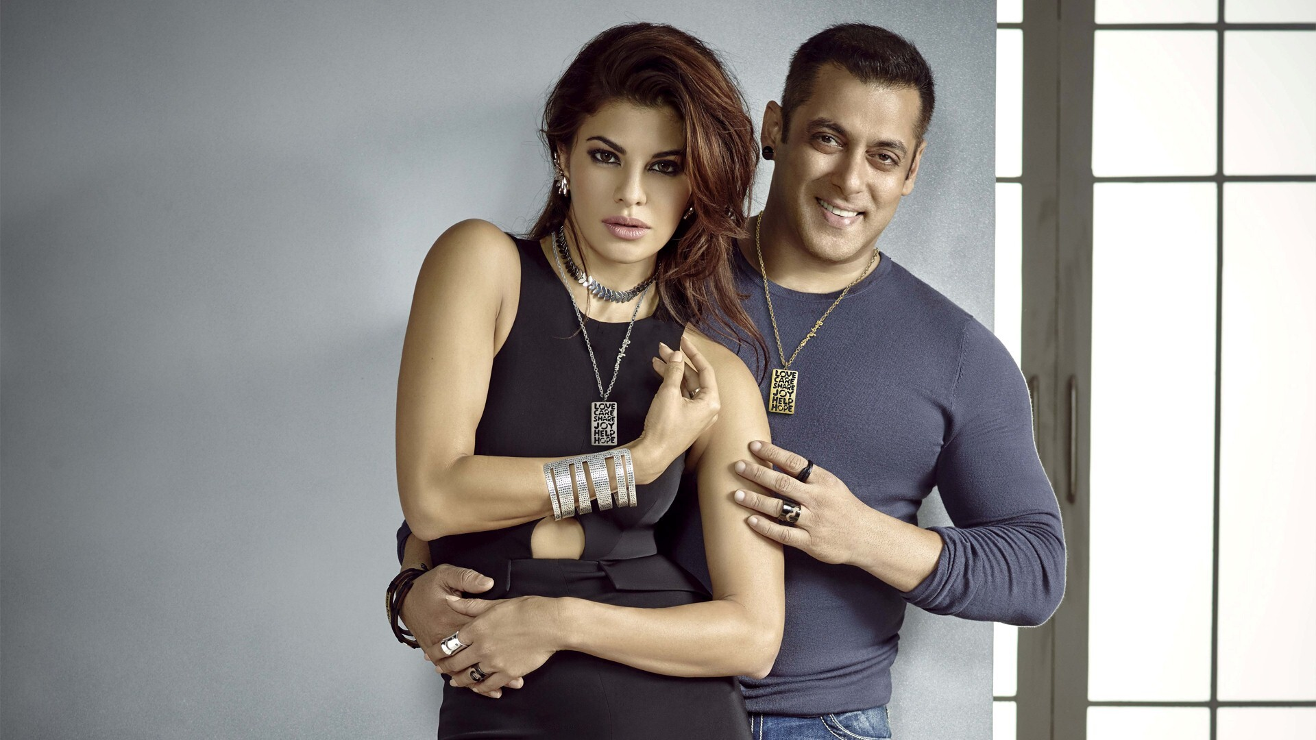 Salman Khan And Jacqueline Fernandez Photo Hd Wallpapers