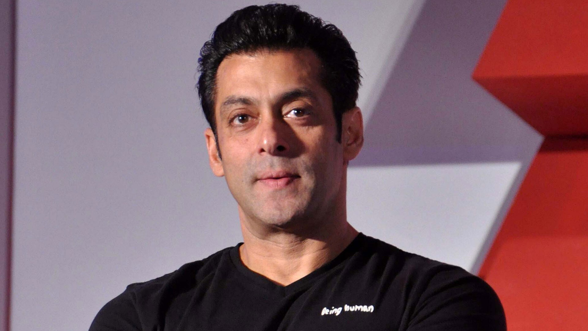 salman khan in being human tshirt popular bollywood actor wallpaper