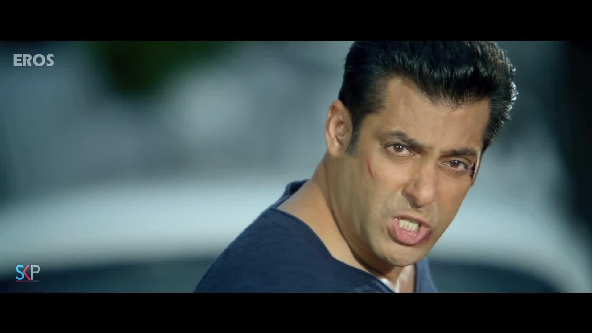 Salman Khan In Jai Ho 2014 Hindi Upcoming Bollywood Movie Wallpapers