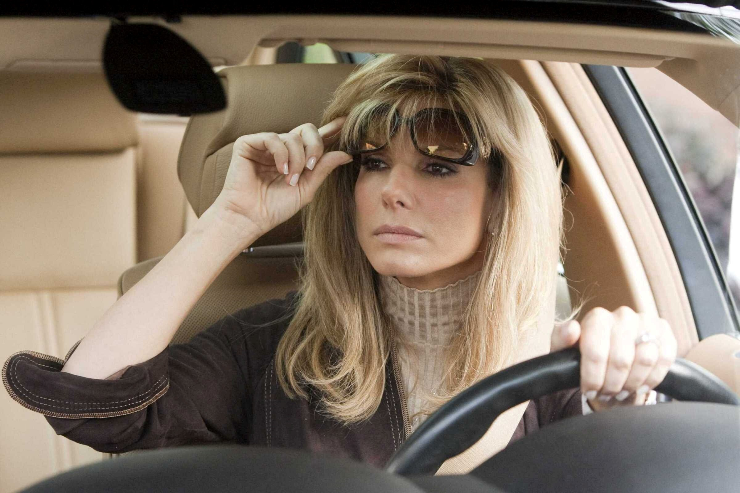 Sandra Bullock in Car | HD Wallpapers: www.hdnicewallpapers.com/Wallpaper-Download/Sandra-Bullock/Sandra...