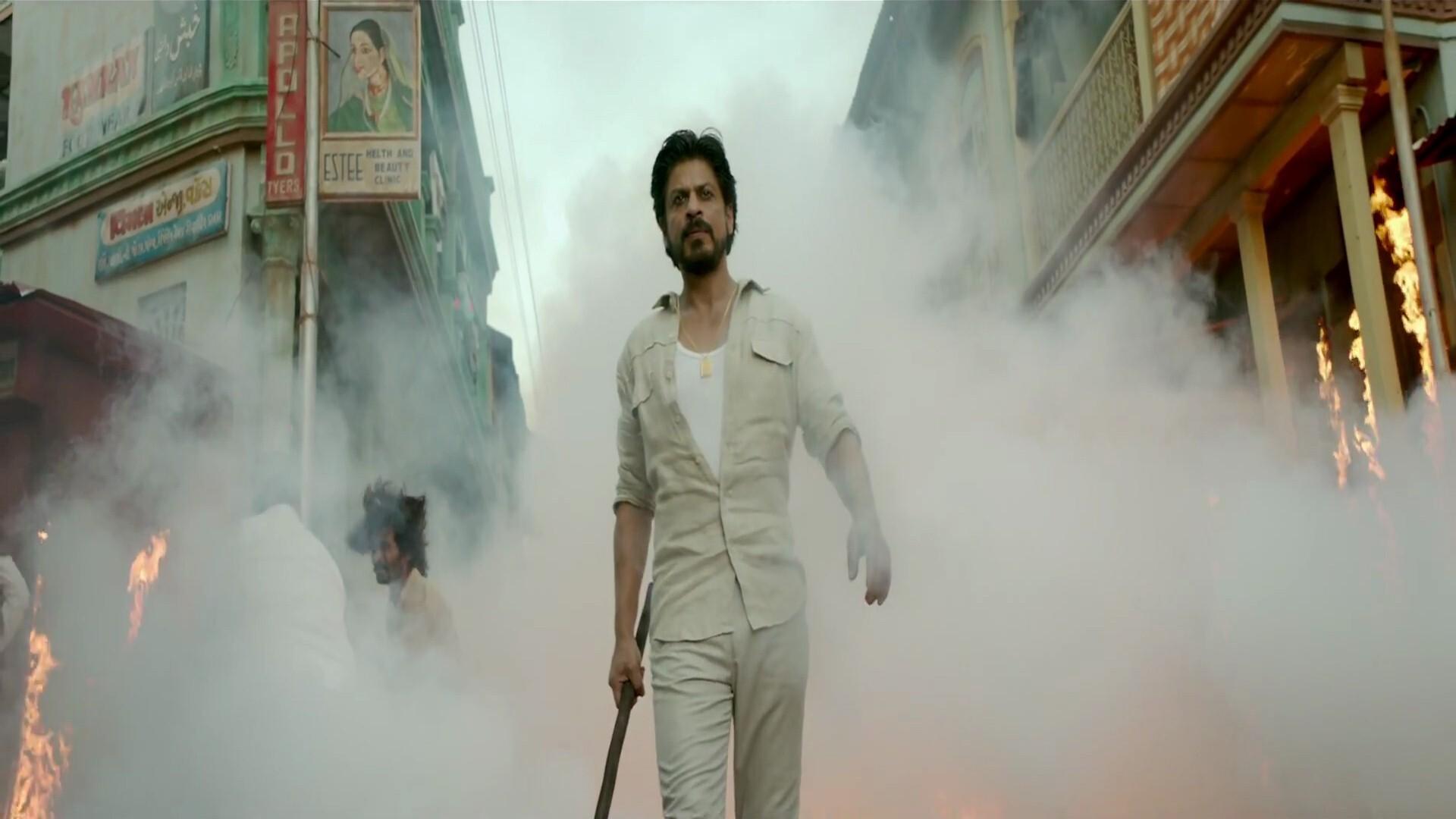 bollywood actor shah rukh khan in hindi movie raees hd wallpapers
