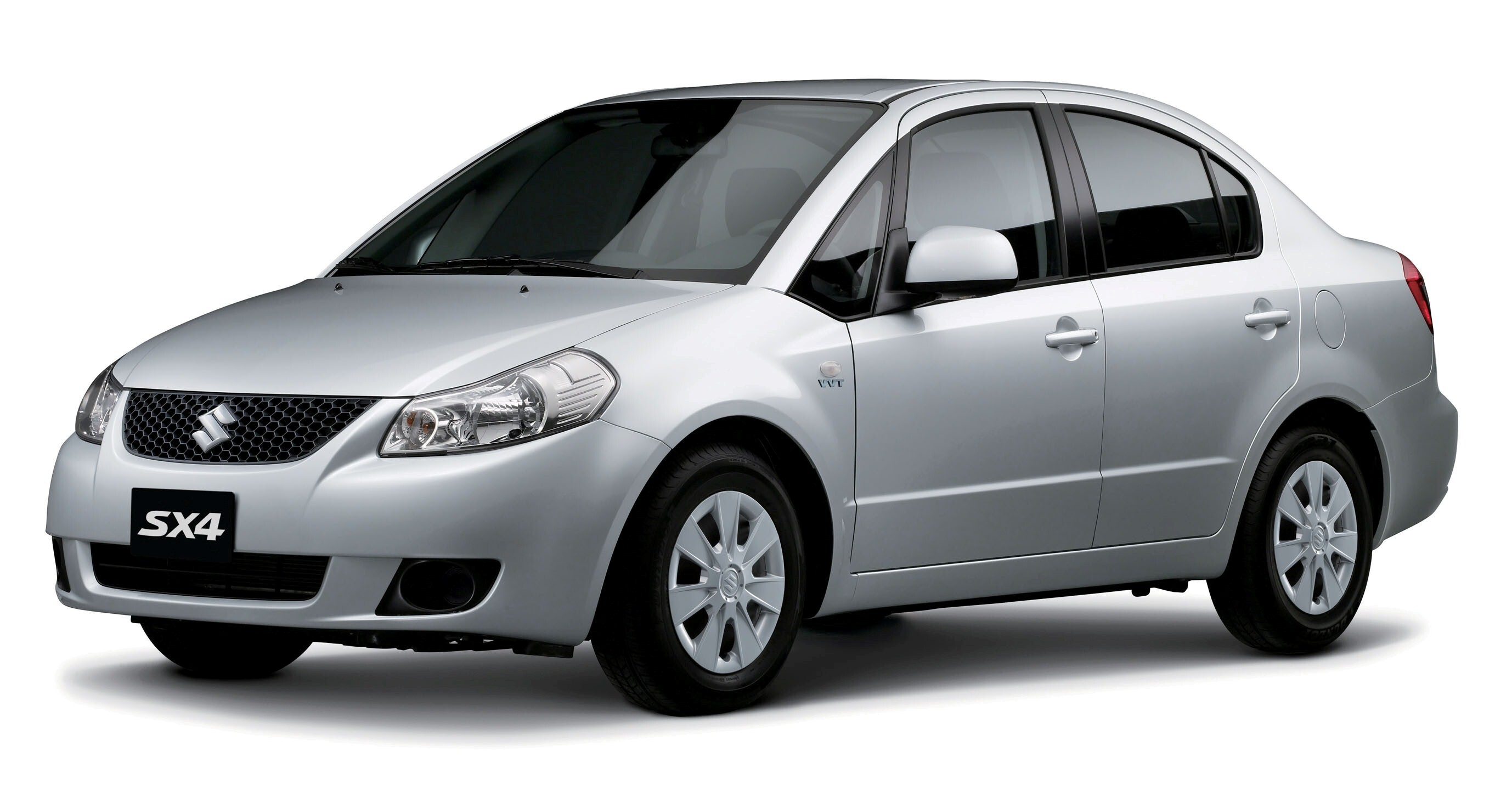 Silver Maruti Suzuki Sx4 Car Wallpaper Hd Wallpapers