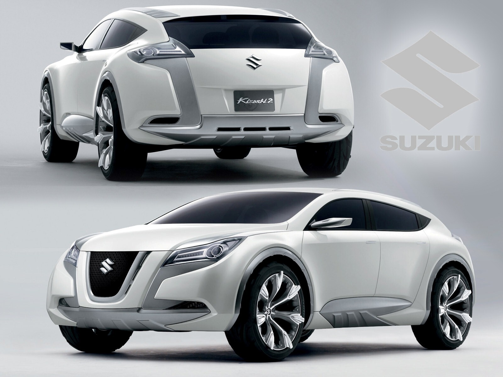 Suzuki Kizashi 2 Concept Car Hd Wallpapers