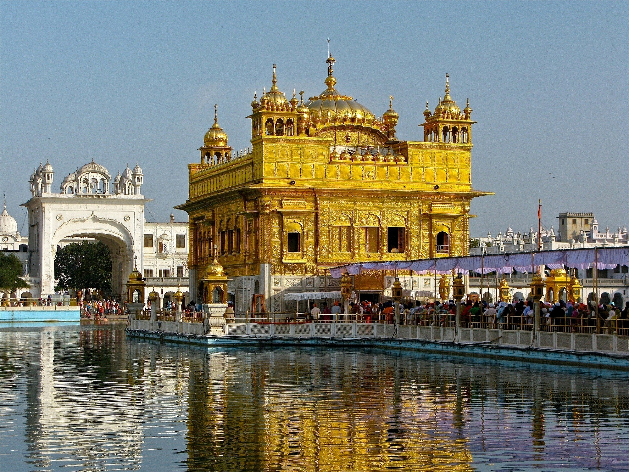 golden temple in amritsar | hd wallpapers
