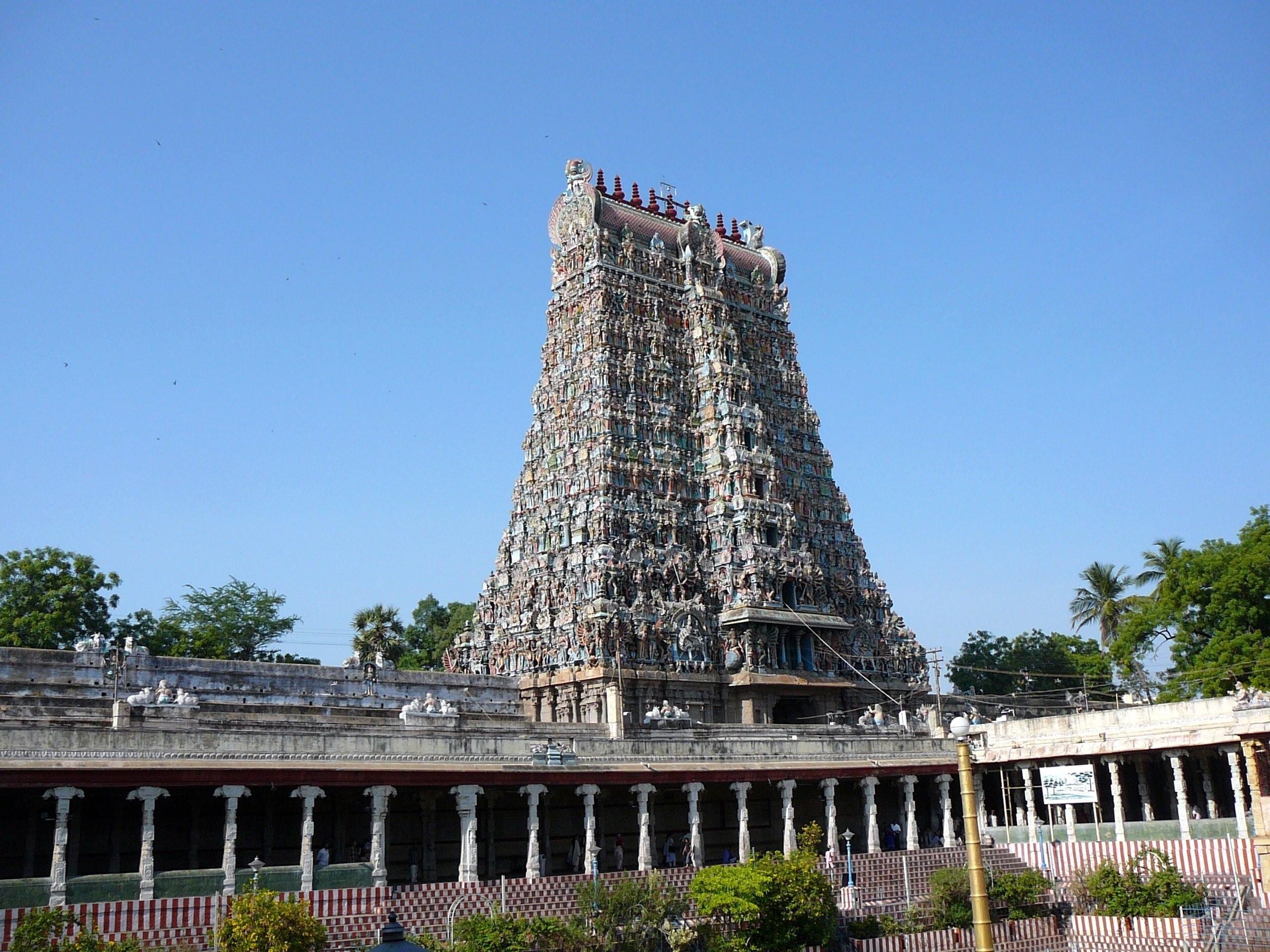 Thirupudaimaruthur Temple, Tirunelveli (2020) - Images