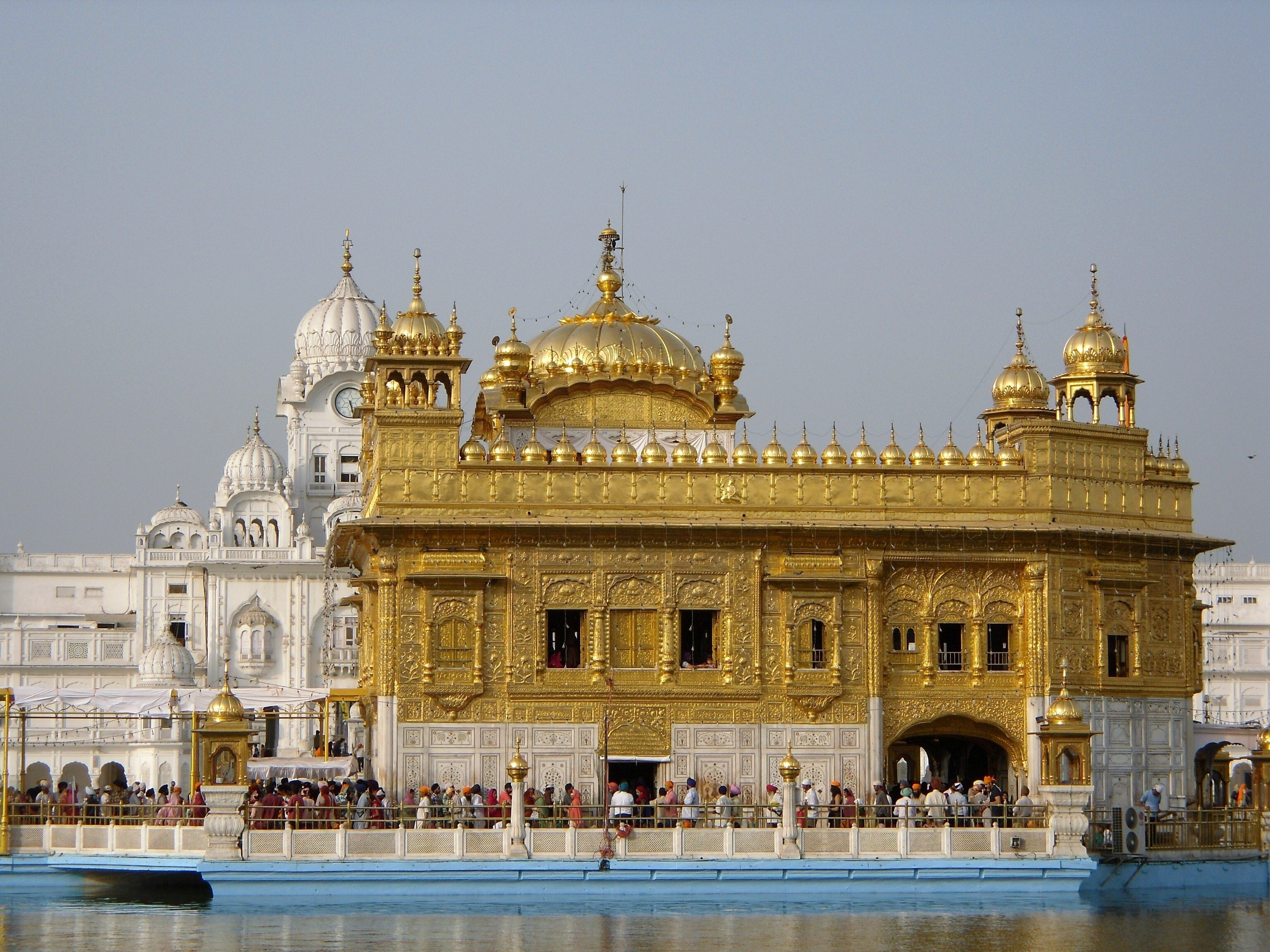 Sikh Gurdwara Golden Temple Hd Wallpapers