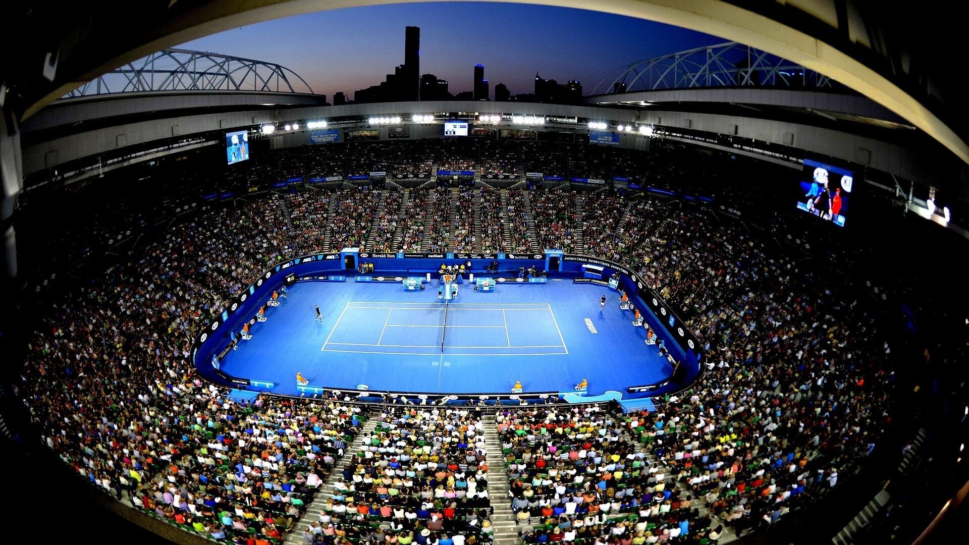 Amazing Tennis Sport Game Stadium Wallpapers