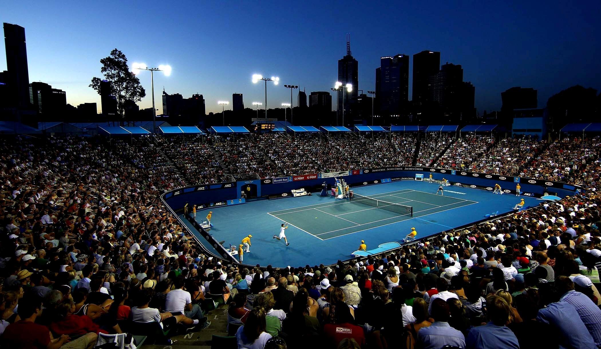 Australian Open Tennis Stadium