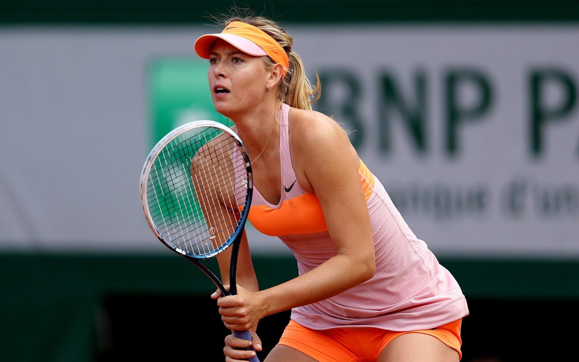 Maria Sharapova Tennis Player Hd Photo Hd Wallpapers