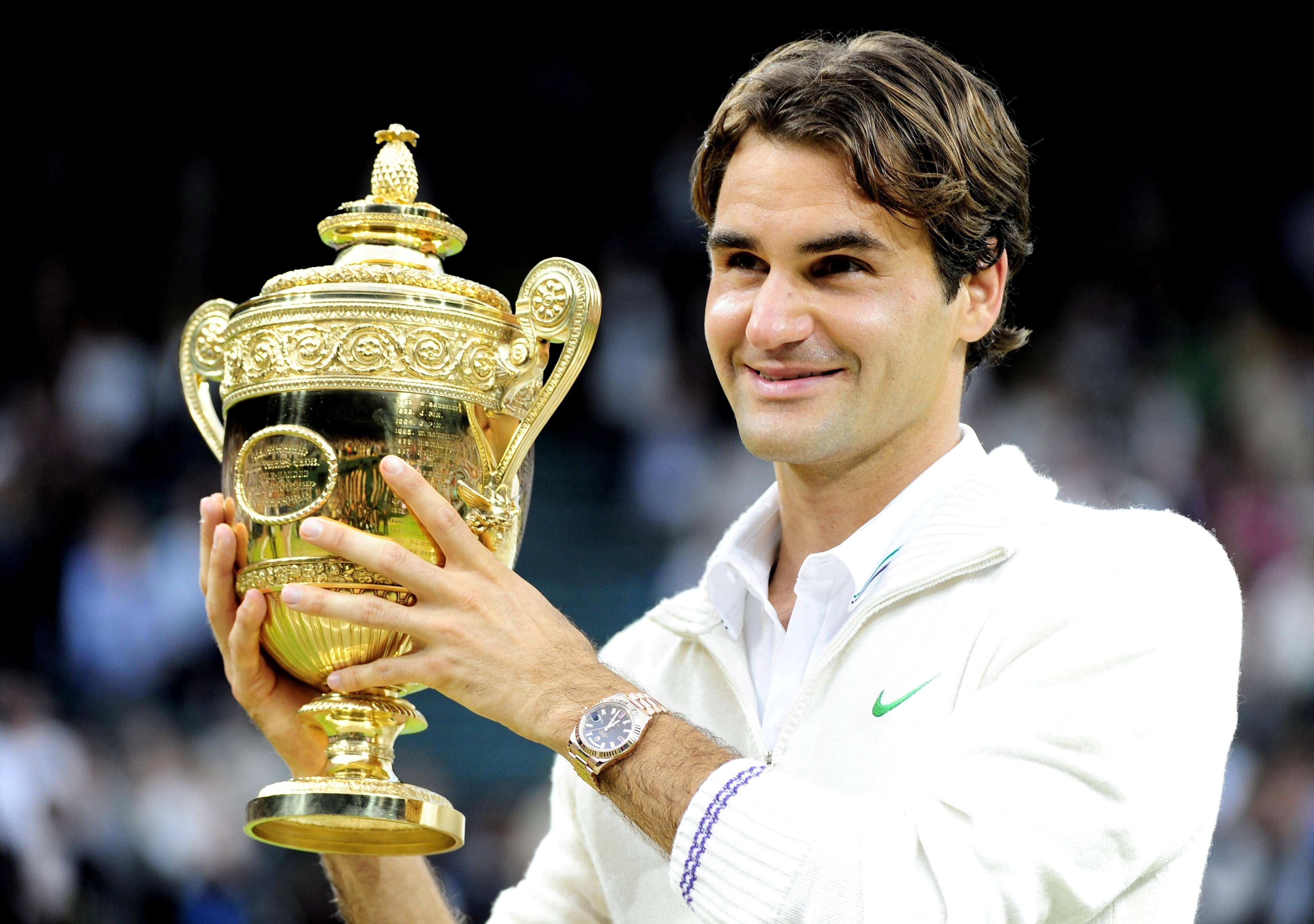 Roger federer with winning cup wallpapers hd wallpapers tennis wallpapers previous wallpaper roger federer voltagebd Image collections