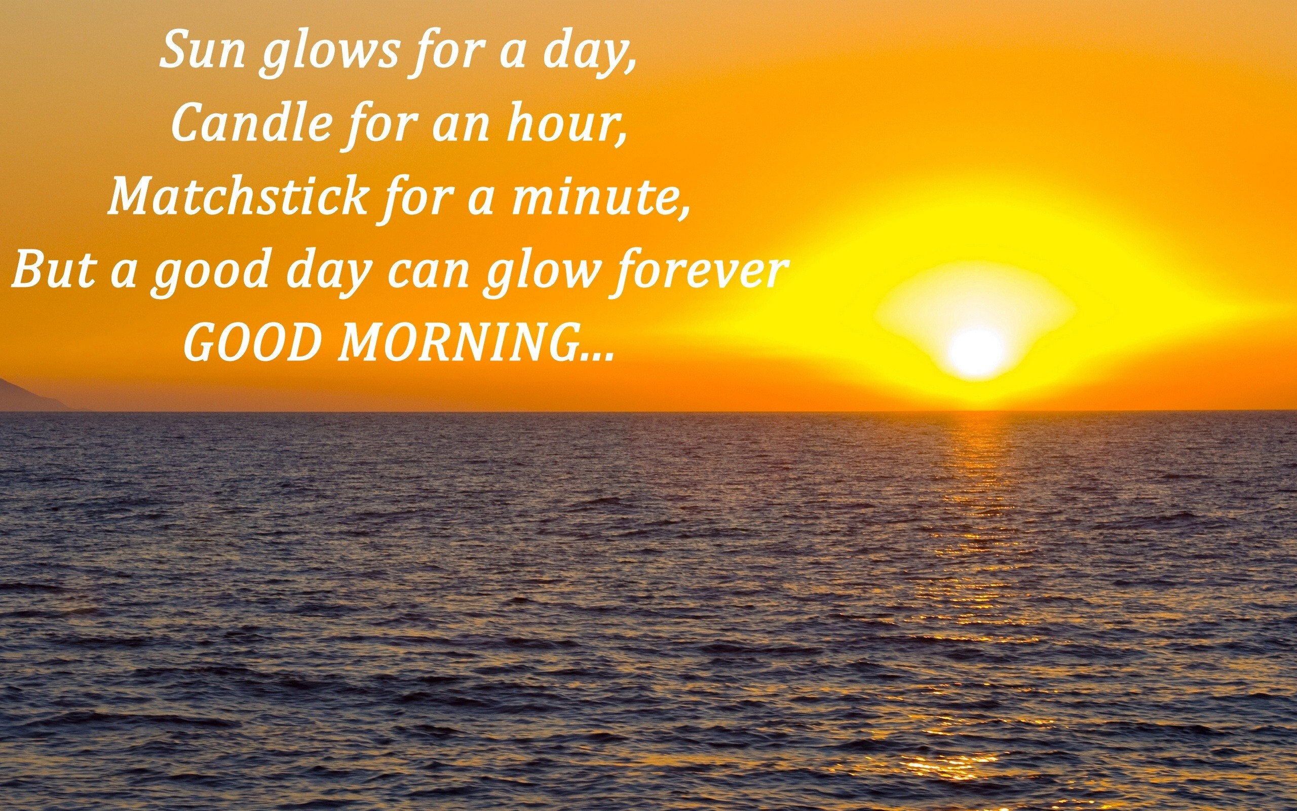 Good Morning Love Thought Wallpaper : Beautiful Sun Quotes. QuotesGram