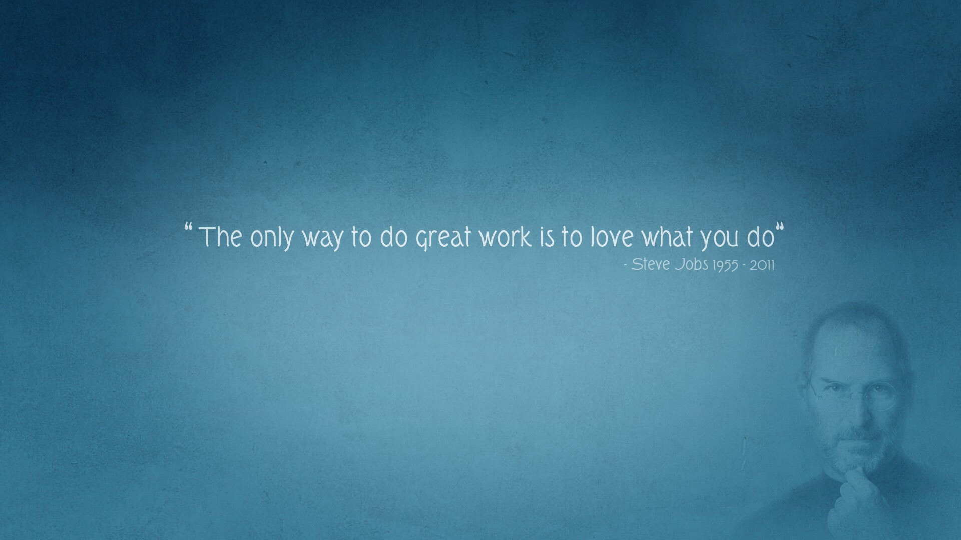 Love Thought Wallpaper In Hd : Pin 2560x1440 Work Minimalist Typography Desktop Wallpaper ...