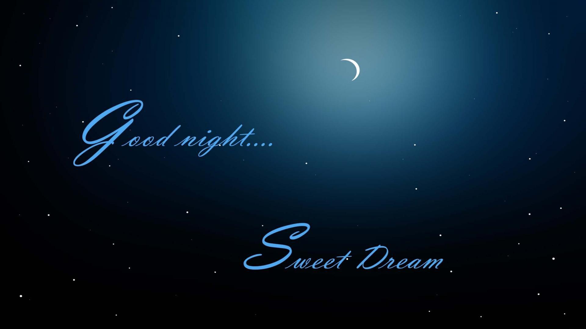 Good Night Sweet Dreams Greetings Nice HD Wallpapers