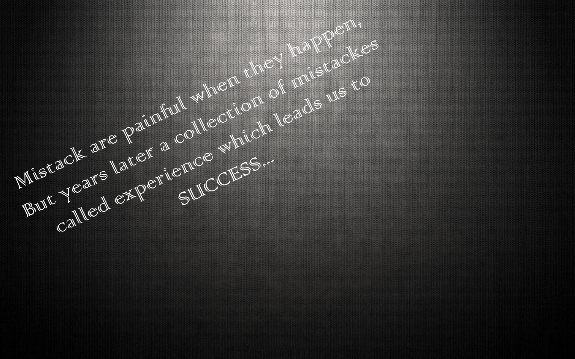 Quote On Success Hd Wallpapers
