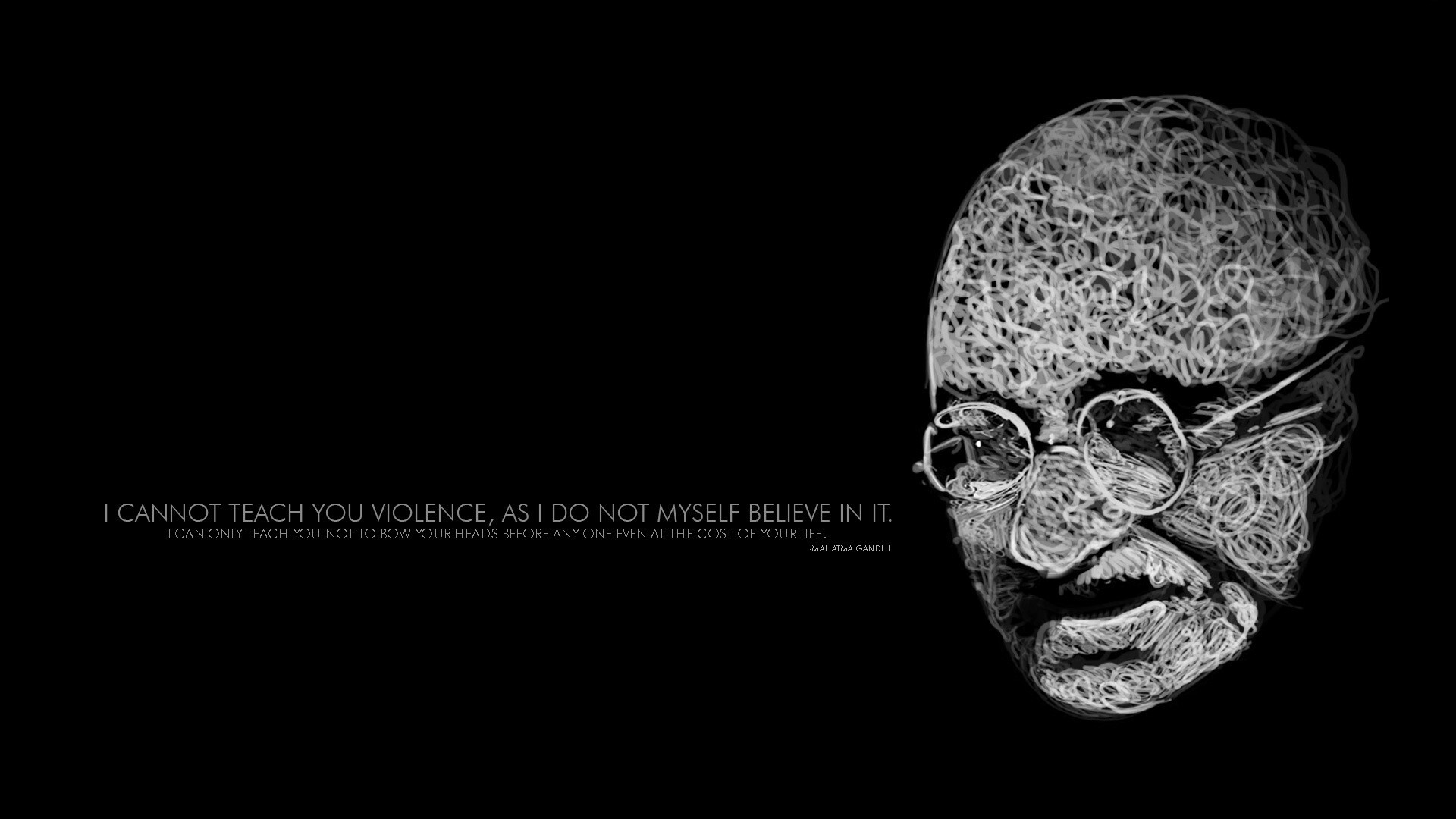 self believe mahatma gandhi famous quotes images | hd wallpapers