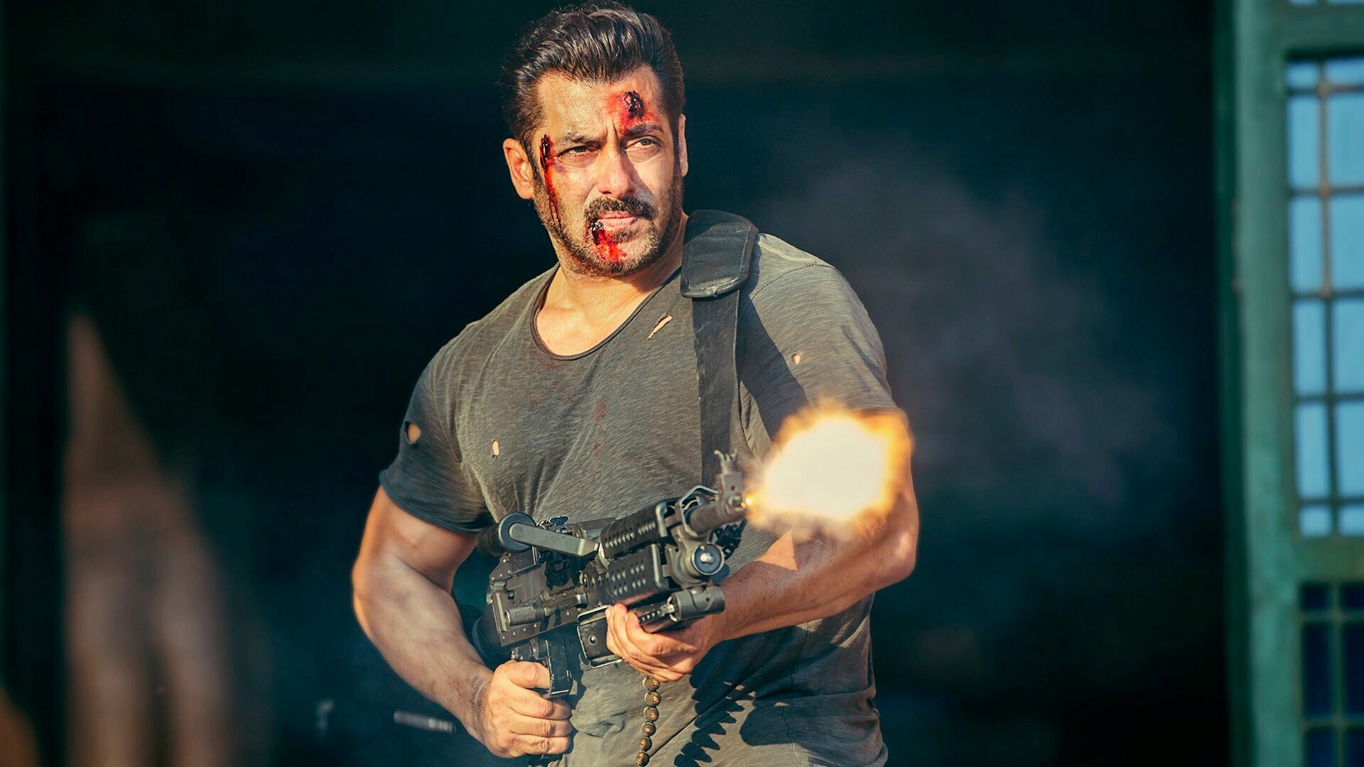 Tiger Zinda Hai Film Star Hero Salman Khan Hd Image Hd Wallpapers