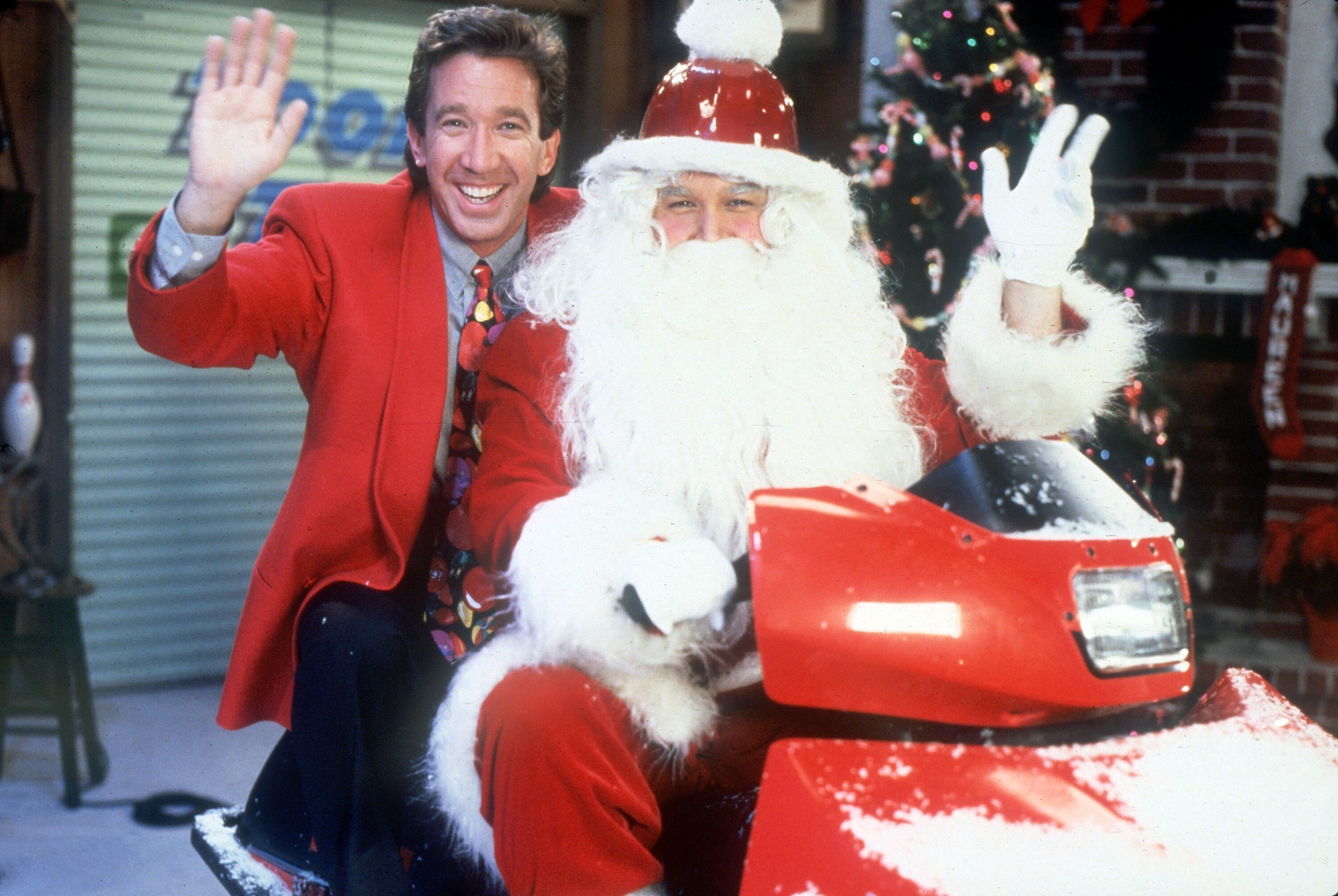 tim allen christmas movie