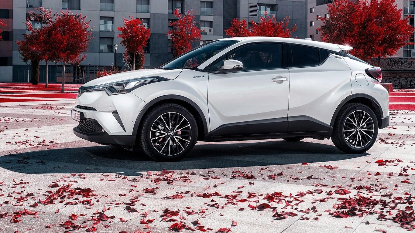 2018 toyota c hr silver superb car