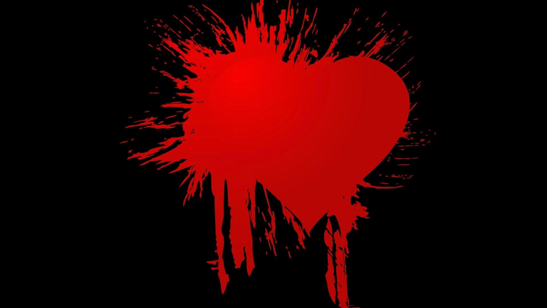 Bloody Heart | HD Wallpapers