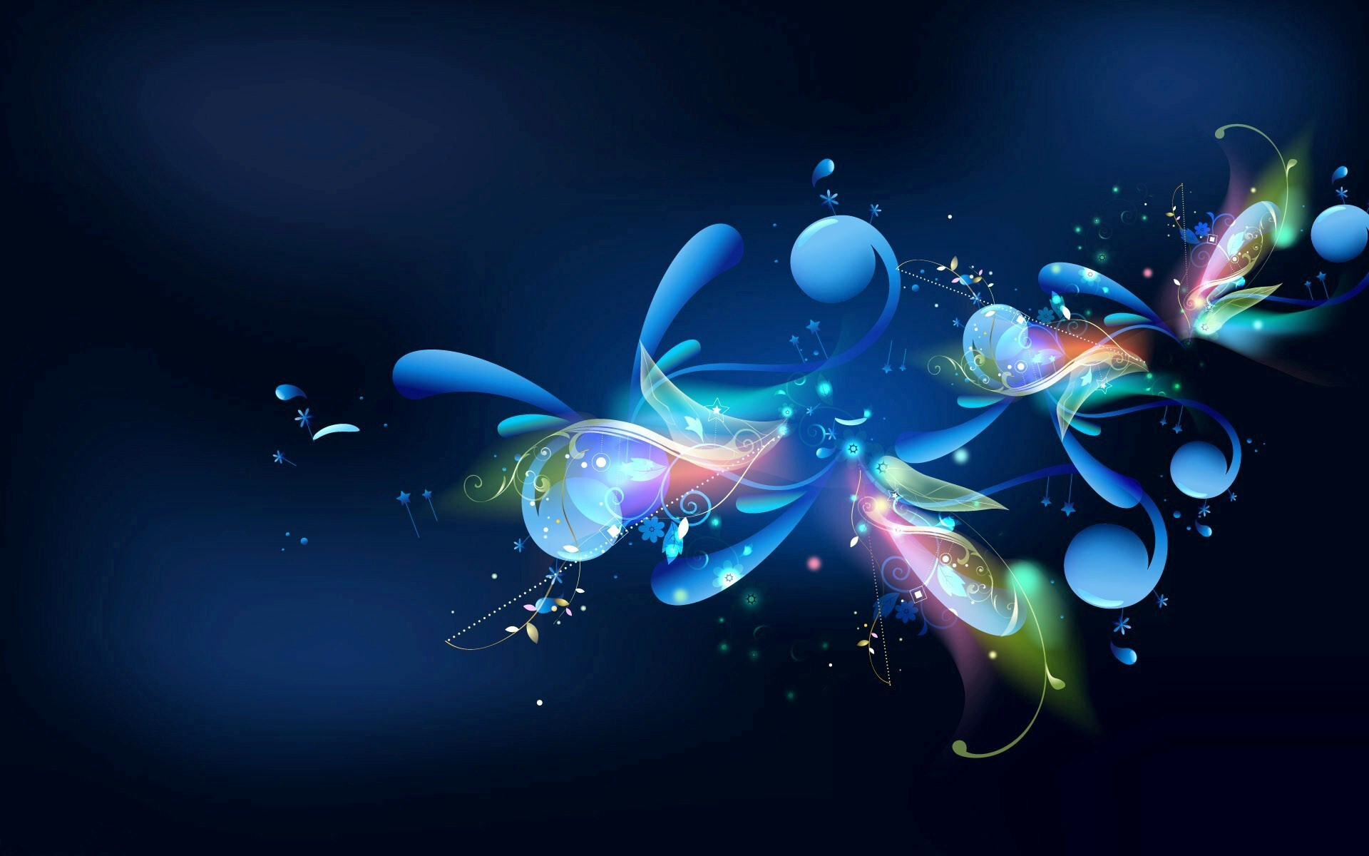 Beautiful Blue Designs Background Wallpapers | HD Wallpapers