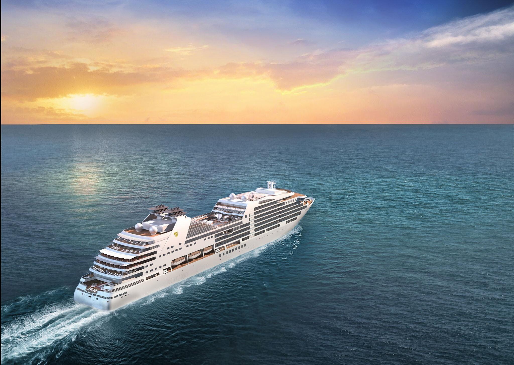 Big Ship In Sea Hd Wallpaper Hd Wallpapers