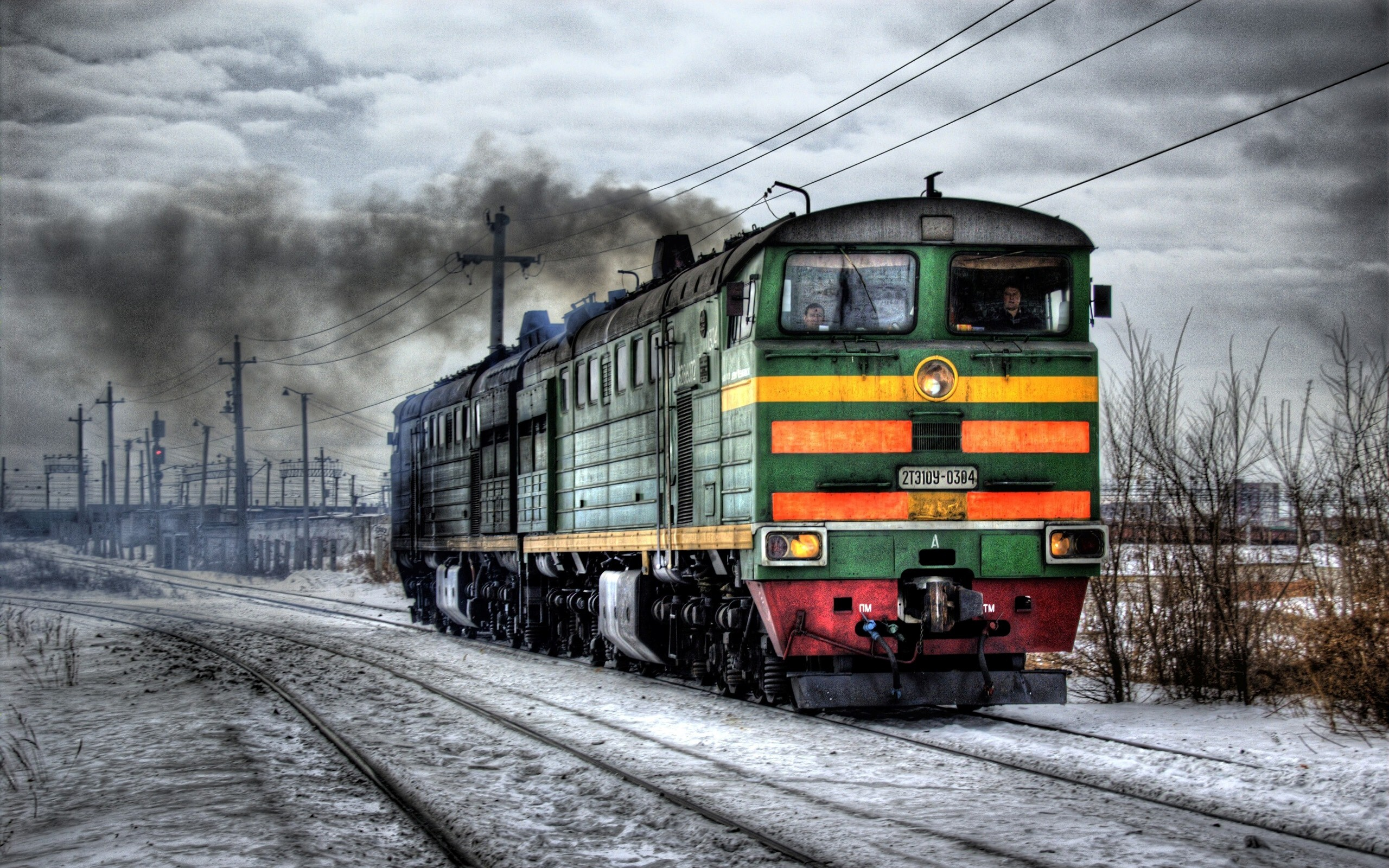 Old Train Engine Wallpaper Hd Wallpapers