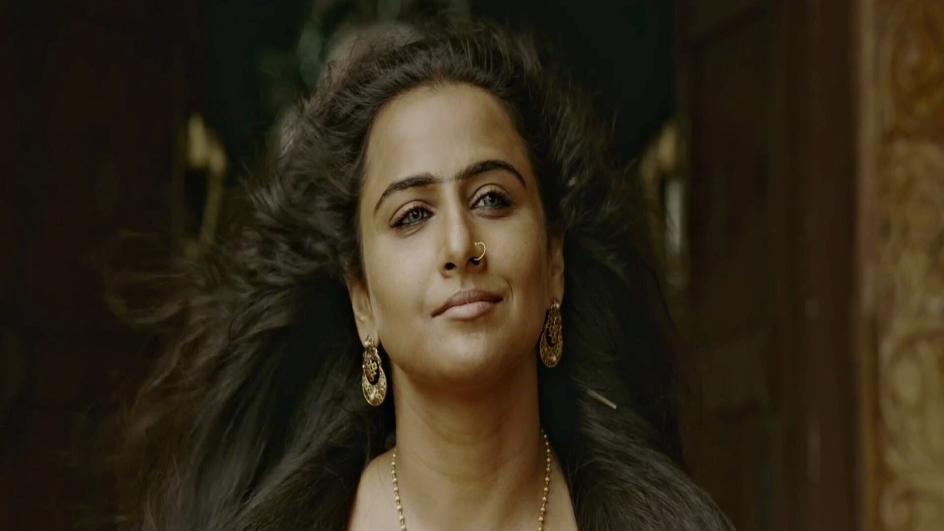 Vidya Balan In Hindi Film Begum Jaan Hd Wallpaper Hd