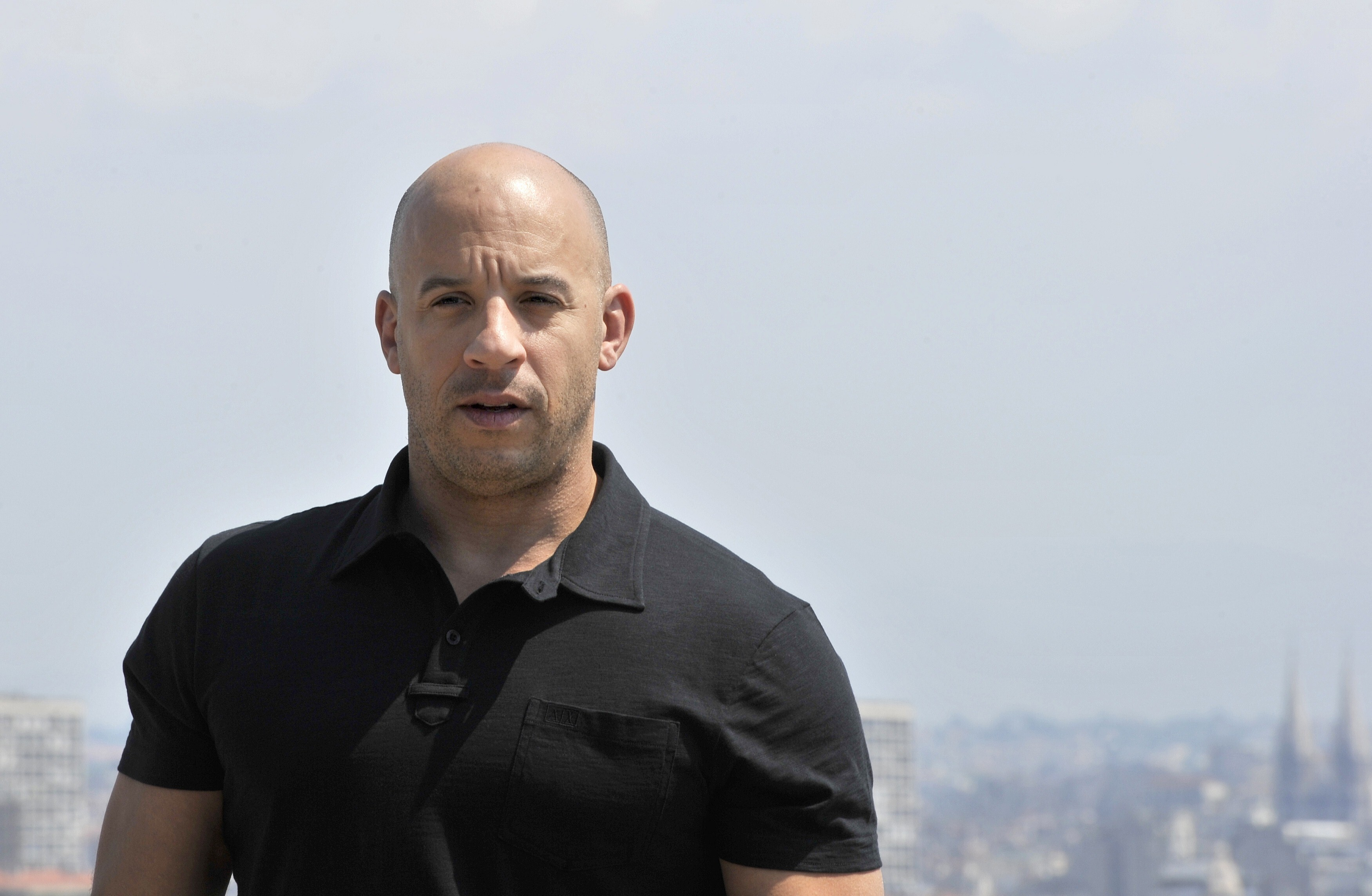 famous american actor vin diesel wallpaper | hd wallpapers