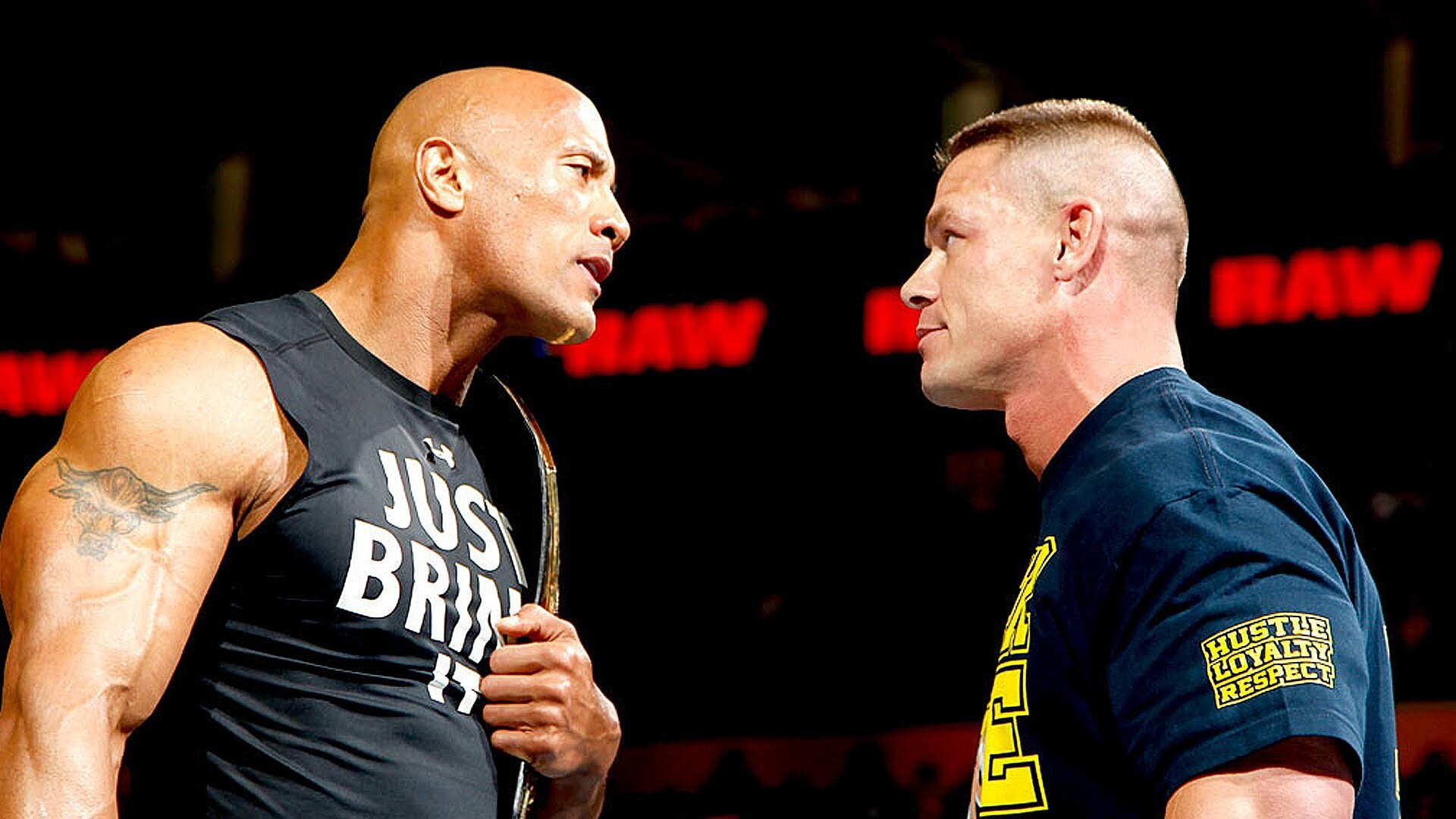 john cena and rock popular wrestler of wwe hd wallpapers | hd wallpapers