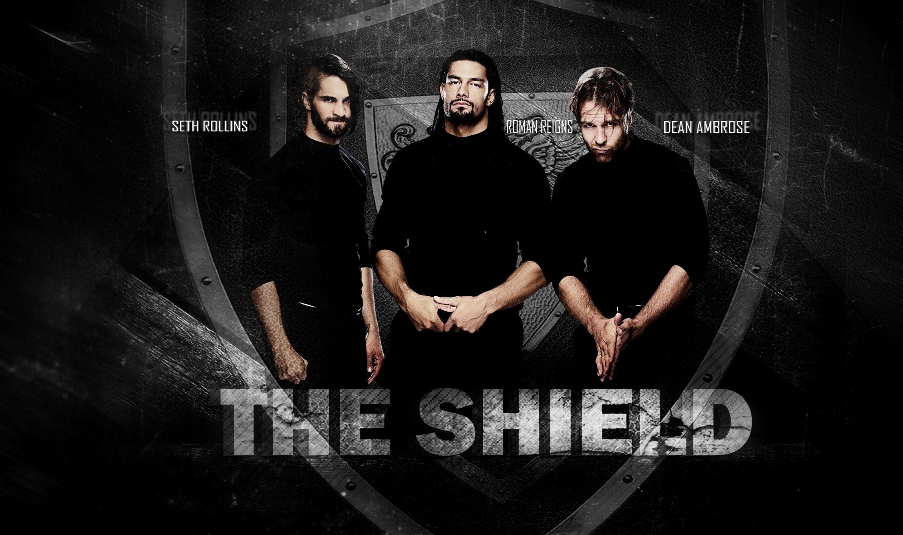Wwe The Shield Hd Wallpapers