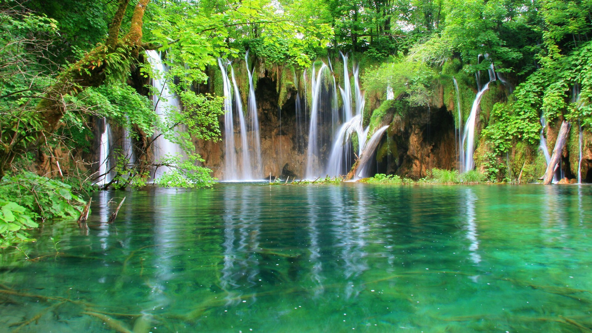awesome wallpapers of waterfalls | hd wallpapers