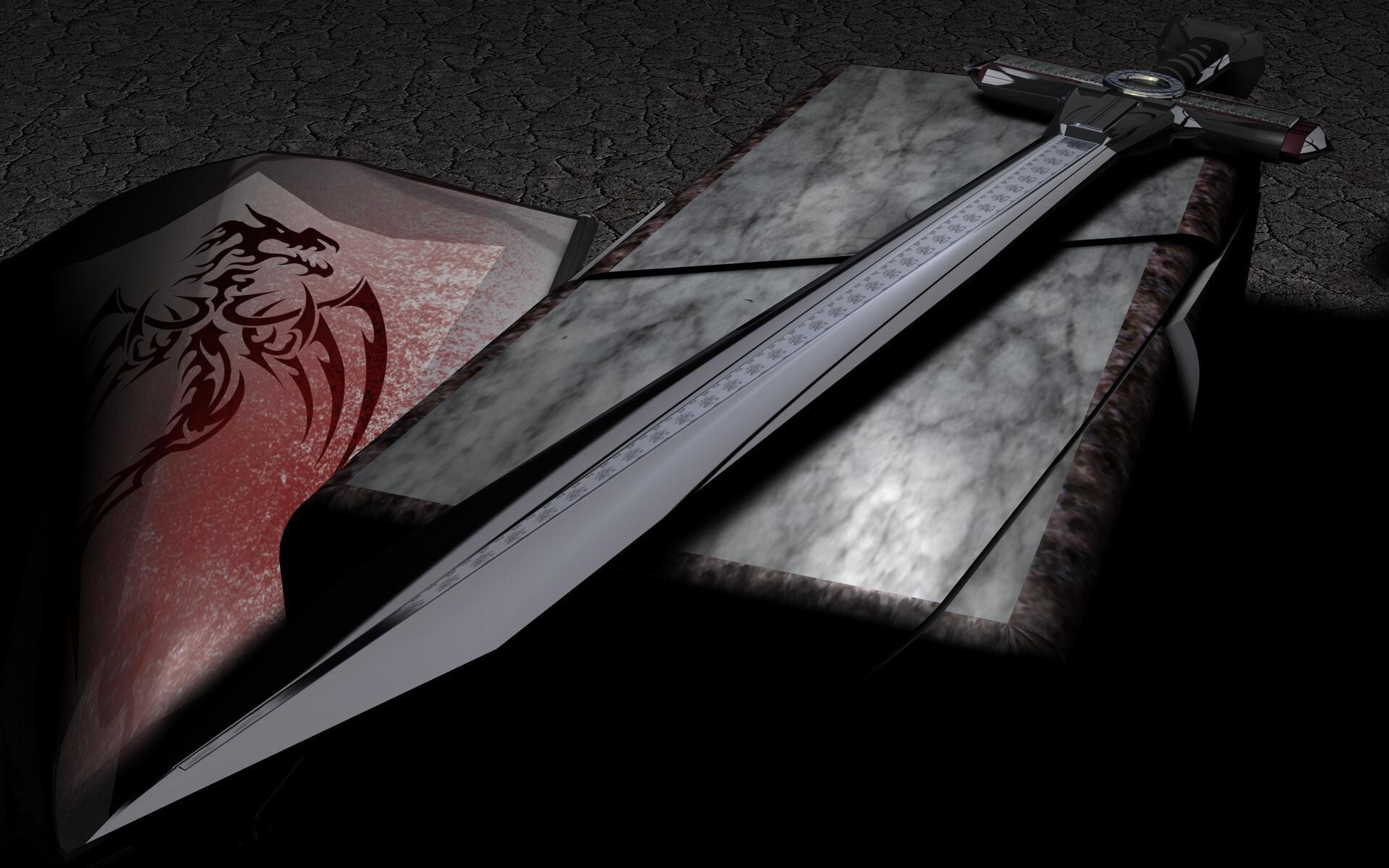 Black Sword  HD Wallpapers