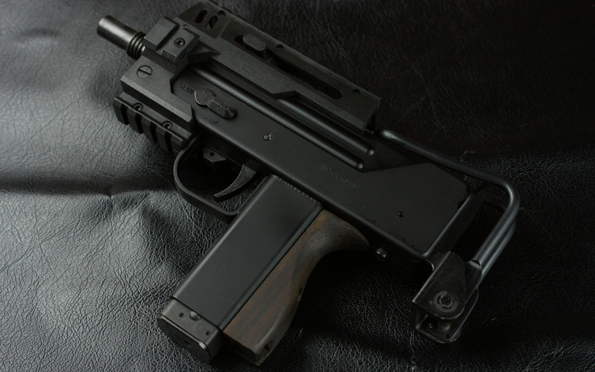 SMG Weapon Gun HD Wallpapers