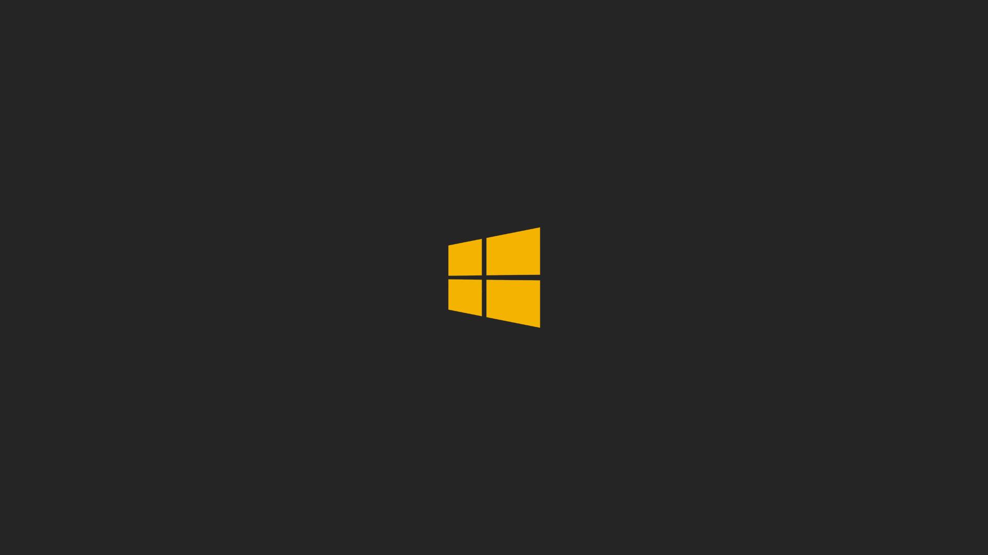 Microsoft Windows 8 Backgound Wallpapers Yellow