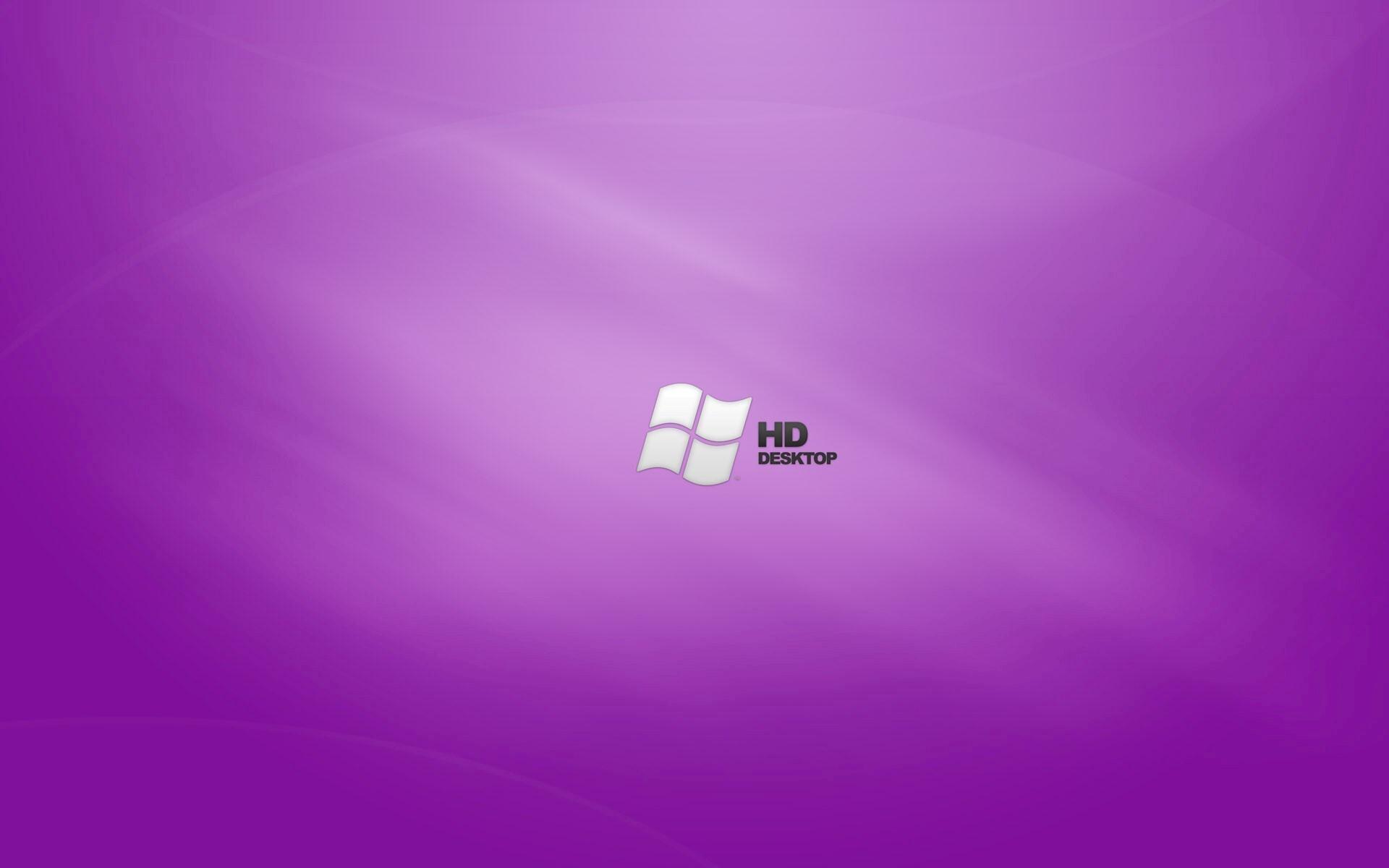 Windows HD Purple Background | HD Wallpapers