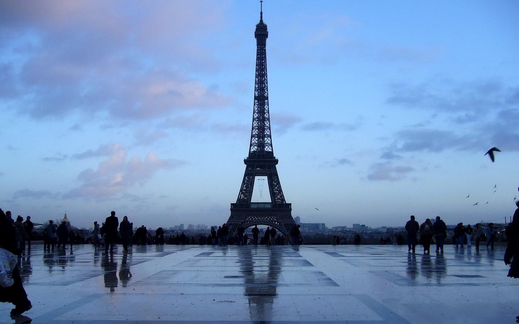 eiffel tower in paris france wallpaper download | hd wallpapers