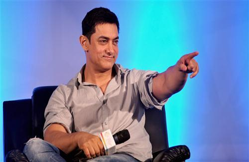 Hindi Movie Actor Aamir Khan