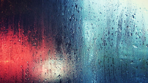 Condensation Abstract Wallpaper