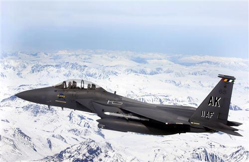 Aircraft Fighter Plane AK 11AF ALASKA HD Pics