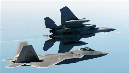 American F15 Fighter Jet Wallpaper