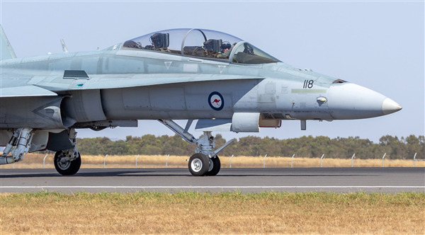 Australian Air Force Multi Role Fighter Photo