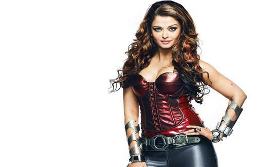 Beautiful Bollywood Actress Aishwarya Rai Wallpaper