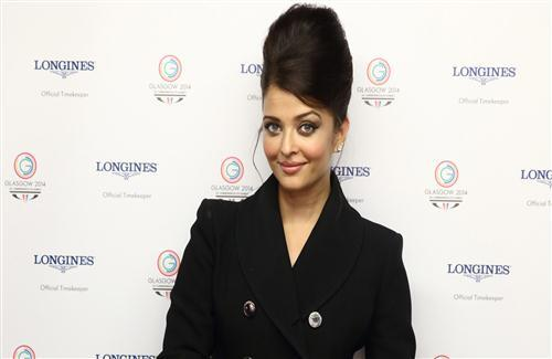 Beautiful Hair Style of Aishwarya Rai Actress
