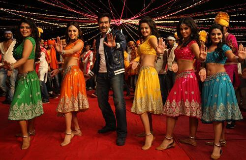 Ajay Devgan in Dance