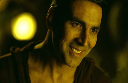 Akshay Kumar Smiling Face
