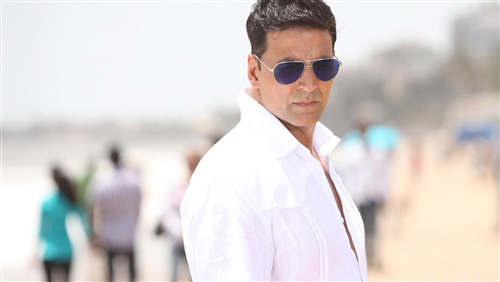 Akshay Kumar in Sunglasses Wallpapper