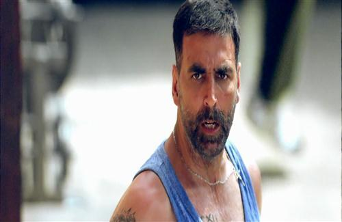 Bollywood Actor Akshay Kumar in Brothers Hindi Movie Wallpaper
