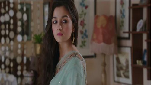Beautiful Alia Bhatt in Raazi Movie