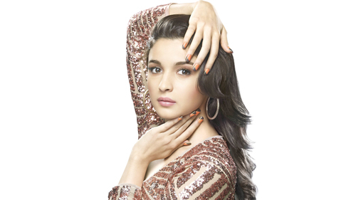 Charming Girl Alia Bhatt HD Wallpaper